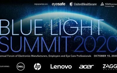 Blue Light Summit 2020 by UnitedHealthcare, Eyesafe and TÜV Rheinland