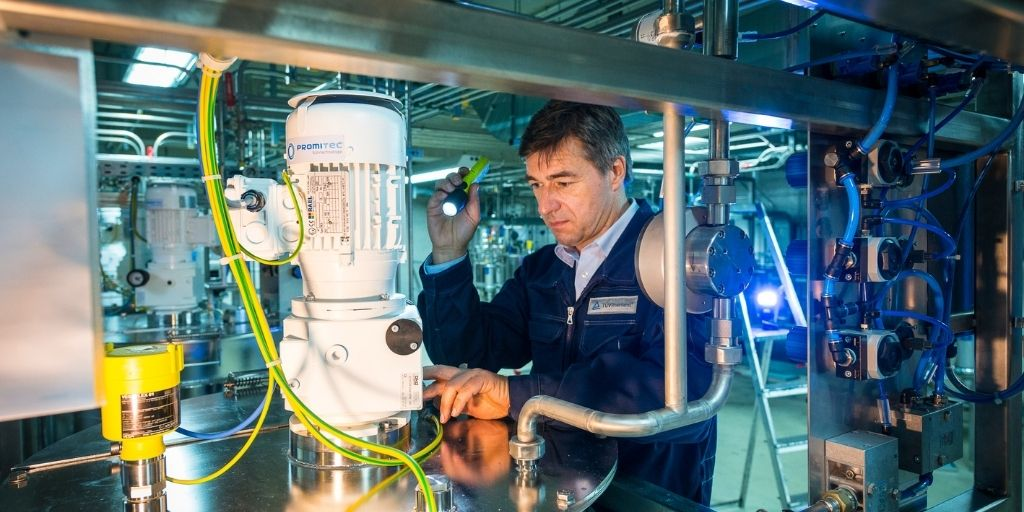 TÜV Rheinland: Certification of Personnel Competence for Explosive Atmospheres