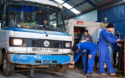 TÜV Rheinland wins bid to operate two contracts for vehicle inspections in Chile